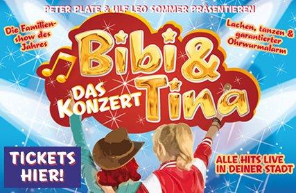 Kultour Z Stadthalle Bibi Und Tina Das Konzert