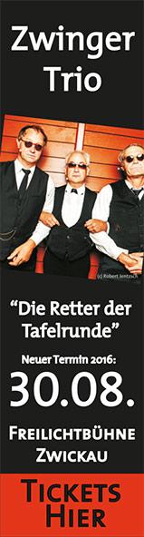 Zwinger Trio - Die Retter der Tafelrunde