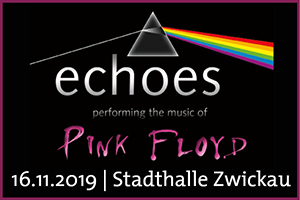 Echoes - Pink-Floyd Tributeshow