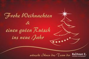 Wir Wünschen Dir Frohe Weihnachten.Kultour Z Wir Wünschen Ihnen Frohe Weihnachten