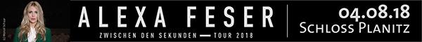 Alexa Feser - Zwischen den Sekunden - Tour 2018