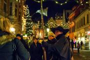 Nachtwächterrundgang durch Zwickau