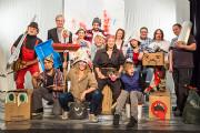 Das Team des Puppentheater Zwickau