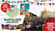 Vom 29.-31.03. wird es international auf Zwickaus Hauptmarkt