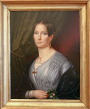 Bildnis der Clara Schumann