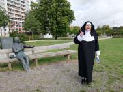 Mit der Benediktinerin am Muldeparadies