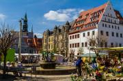 Sachsenmarkt in Zwickau
