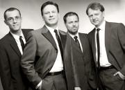 Live-Band im Saal zur Silvestergala: Götz Bergmann & his Gentlemen