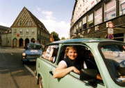 Das legendäre Internationale Trabantfahrer Treffen in Zwickau wird wieder aufgelegt!