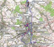 Trabi-Live-Parade durch Zwickau